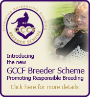 the Governing Council of the Cat Fancy (GCCF)